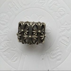Chrome Hearts cemetery ring size 9